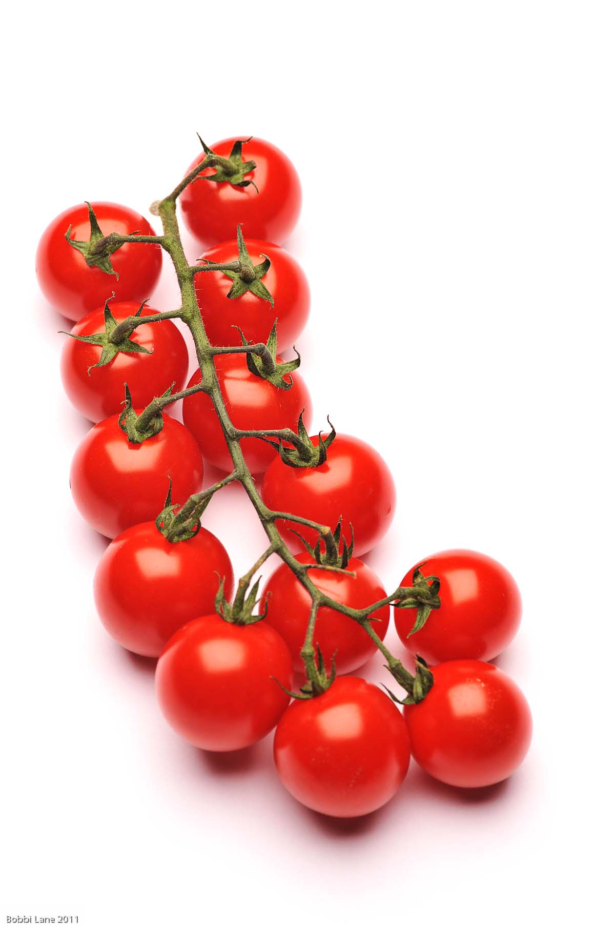 0-Tomatos on vine