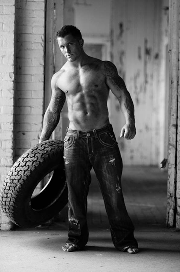12-Daryl with tire BWJPG1JPG9